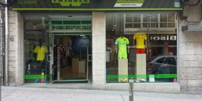 Reforma Local Comercial Twinner Pontefutbol