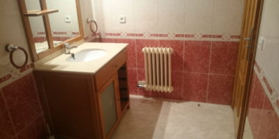 Baño, Sagasta