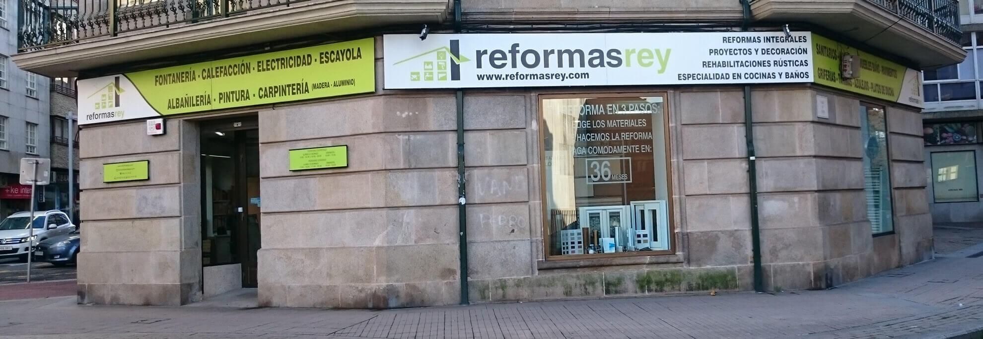 Fechada | Reformas Pontevedra − Reformas Rey